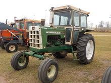 1969 Oliver 1750