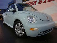 2003 Volkswagon Beetle