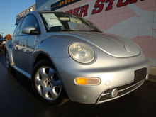 2002 Volkswagon Beetle
