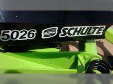 2014 Schulte Mfg. 5026