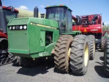 Used John Deere 8760