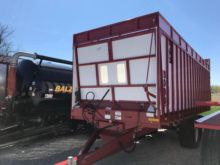 Used Meyer 8124RT in