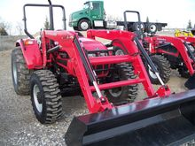New 2014 Mahindra mP