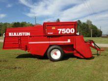 2015 Lilliston 7500