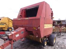Used Holland 660 in