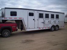2015 Kiefer 4 HORSE