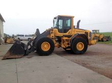 Used Volvo L70F in A