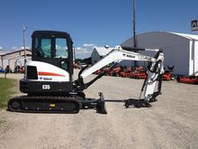New 2015 Bobcat E35