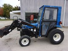 Used 2003 Holland TC