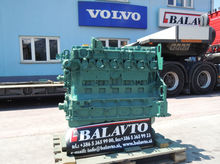 Volvo D7E Long block