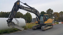 2009 Volvo EC210CNL