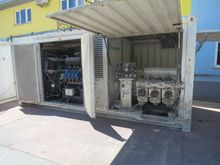 2004 Metax MP7 jetgrouting pump