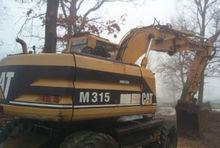 1996 Cat M315