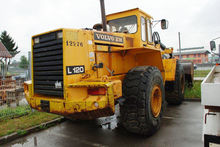 Used 1988 Volvo L120