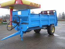 ROCK manure spreader