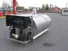 1985 milk cooling tank SERAP 25