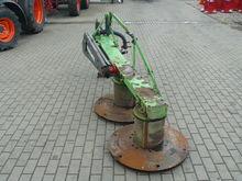 1991 reel mower Famarol