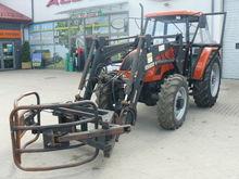2004 Ursus 5714 farm tractor wi