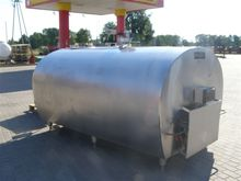 Milk cooling tank PACKO 4400 li
