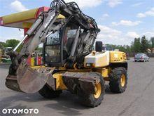 Used Excavator MECAL