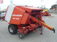 1993 baler WELGER RP 200 A16062