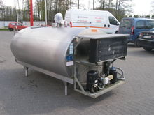 Milk cooling tank SERAP 2500 l