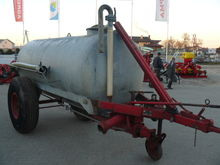 Used Liquid manure s