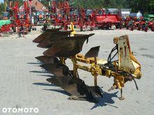 HUARD plow, 3-furrow
