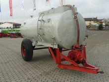 Liquid manure spreader 6000l, K