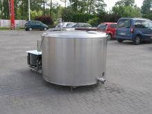 Milk cooling tank ALFA-LAVAL 14