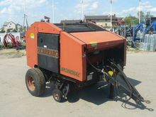Used Round baler Car