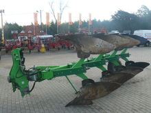 2015 Reversible plow Bomet U-05