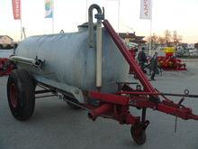 Liquid manure spreader Forderte