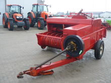 FAHR HD 360 square baler
