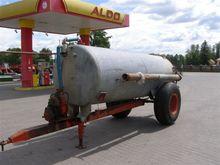 Liquid manure spreader DEMAREST