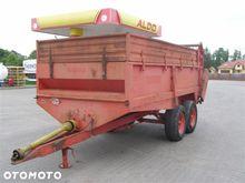 A manure spreader HEYWANG 29061