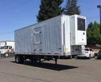 1999 UTILITY REEFER TRAILER