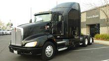 2011 Kenworth Trucks T660