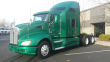 2012 Kenworth Trucks T600
