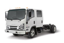2017 Isuzu Trucks NPR GAS CREWC