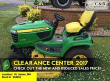 2013 John Deere X730