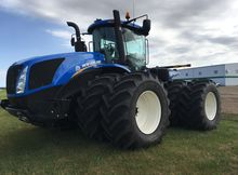 2013 New Holland T9.505HD