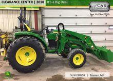 2017 John Deere 4066R