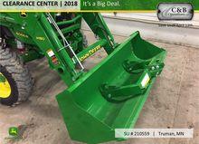 2017 John Deere H180