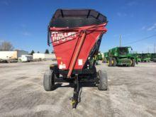 2014 Miller Pro 9015 Dump Box