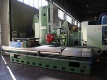 MILLING MACHINES - BED TYPE NOV