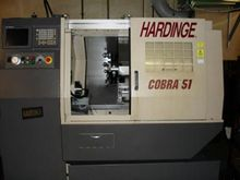 Used LATHES - CN/CNC
