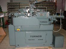 LATHES - AUTOMATIC CNC TORNOS 1