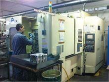 MACHINING CENTRES OKUMA MX 40 H