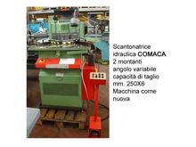 NOTCHING MACHINES COMACA USED